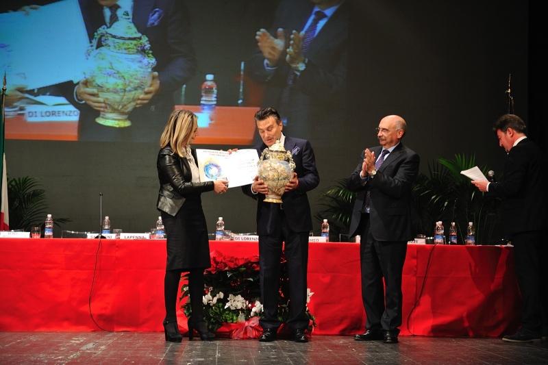 Nicola Cerrone, uomo di punta dell'Italian style nel mondo