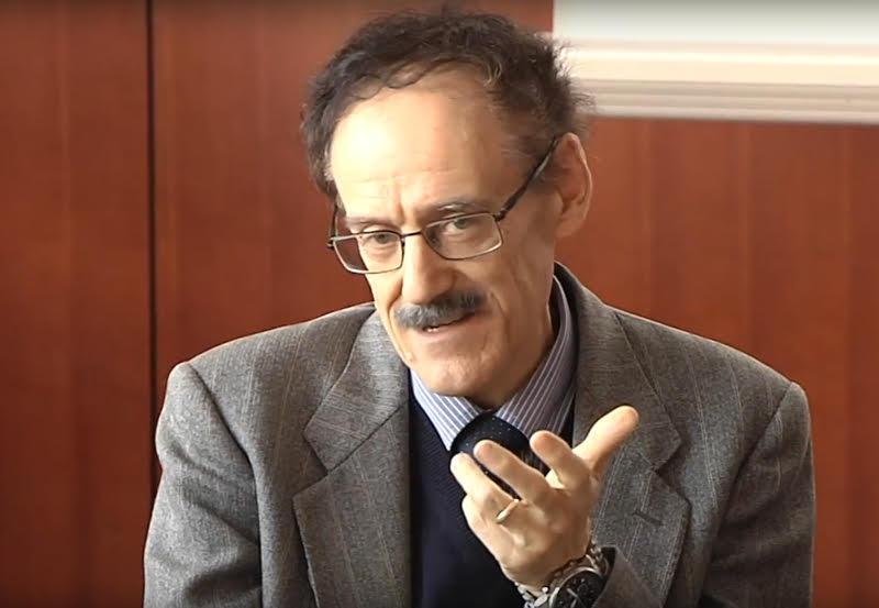 Il prof. Antonio Marchetti